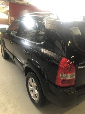 Hyundai Tucson GL 2009 - Automático - Foto 5