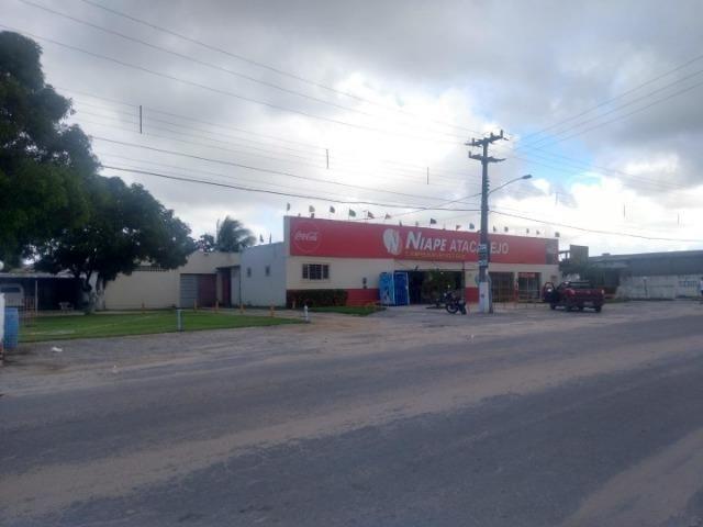 ERS - Vendo Prédio comercial em Tamandaré