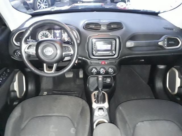 Jeep Renegade sport automatico ipva e transferencia gratis financiamos sem entrada 2016 - Foto 7