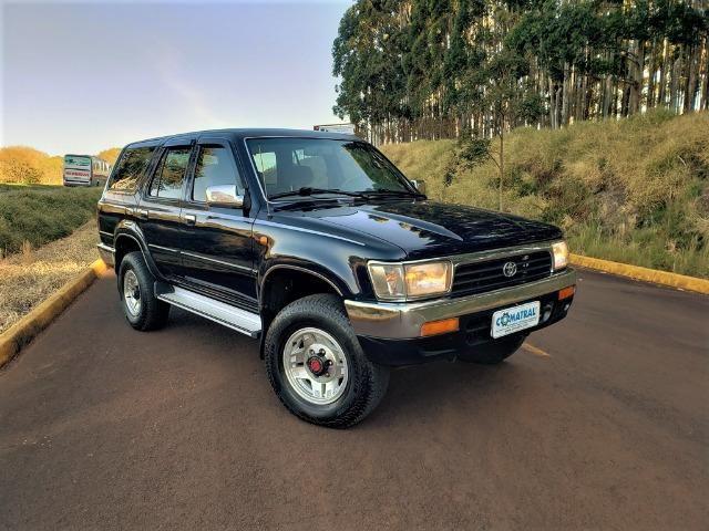 Toyota Hilux SW4 DLX 2.8D 4x4 [legítma japonesa/ impecável]