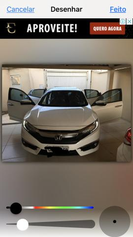 Honda Civic Touring valor: 100 mil 98434-63-08 ou 98404-46-46 - Foto 6