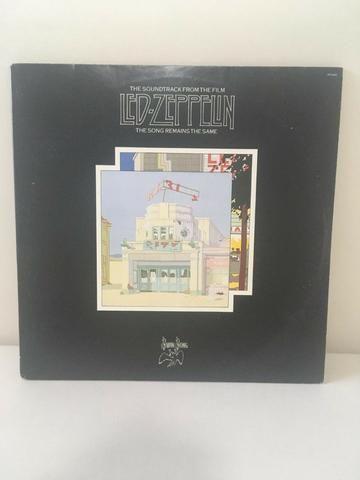 Vinil duplo do Led Zeppelin