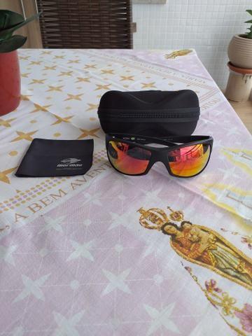 Vendo lindo oculos de sol Mormaii Acqua produto novo e original completo