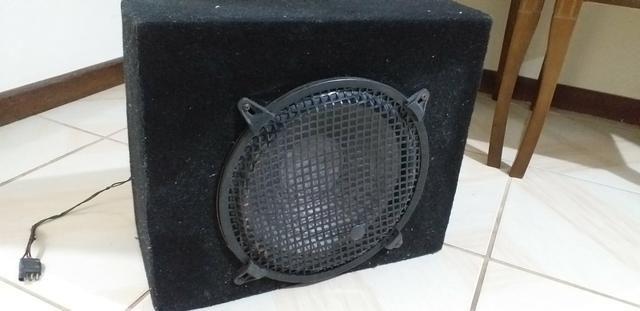 Caixa de som para veículo 12' para grave - Foto 3