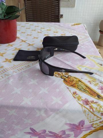 Vendo lindo oculos de sol Mormaii Acqua produto novo e original completo - Foto 4