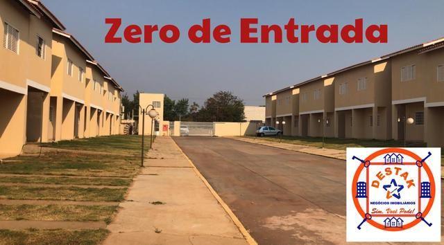 Sobrado Zero de Entrada Condomínio Fechado - Foto 2