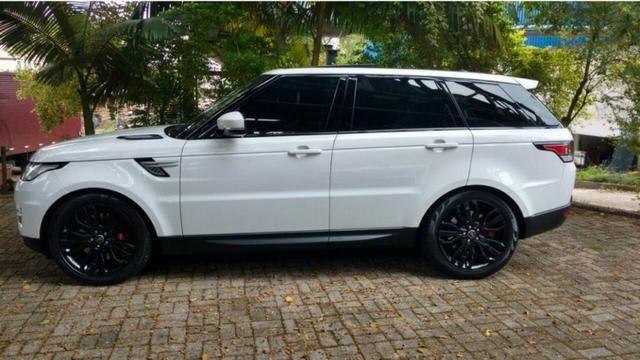 Range Rover Sport HSE, Diesel TOP!