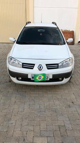 Renault megane grand tour 16v GNV 2013 - Foto 15