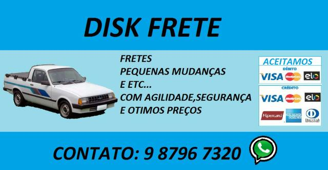 Frete disk frete