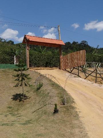 Sítio - Chácara com casa recém contruída e churrasqueira - Foto 9