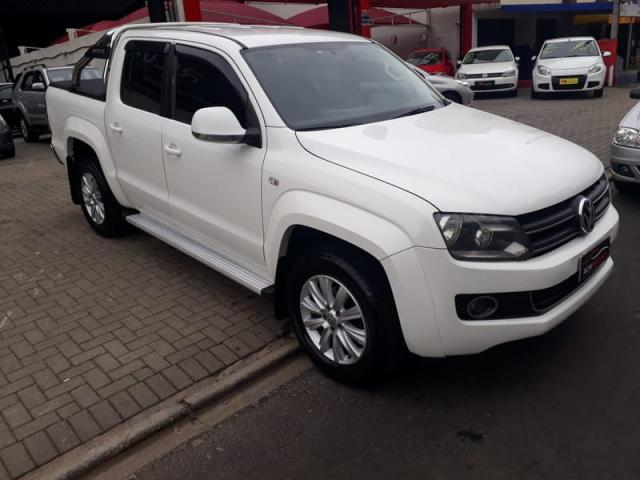 VOLKSWAGEN AMAROK 2.0 HIGHLINE 4X4 CD 16V TURBO INTERCOOLER DIESEL 4P AUT 2012