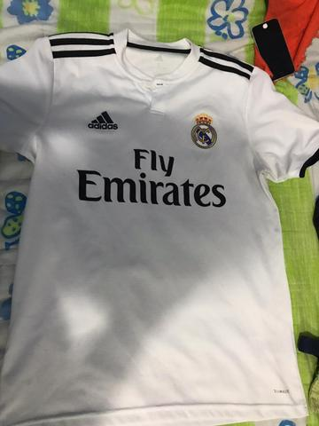Camisa real madrid original - Foto 2