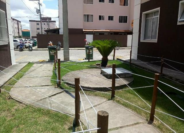 Vendo um Apartamento de 2/4 1 banheiro social, no Solar Sim - Foto 5
