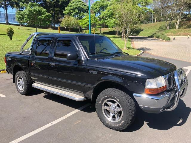 Vendo Ranger XLT 2.5 4x4 Diesel 2001 - Foto 12