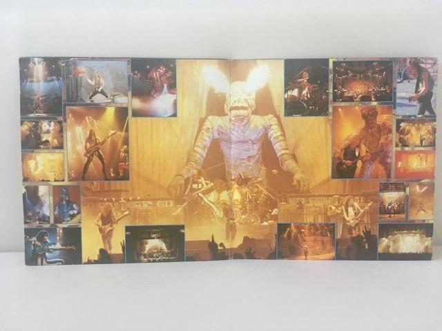 Vinil duplo do Iron Maiden - Foto 4