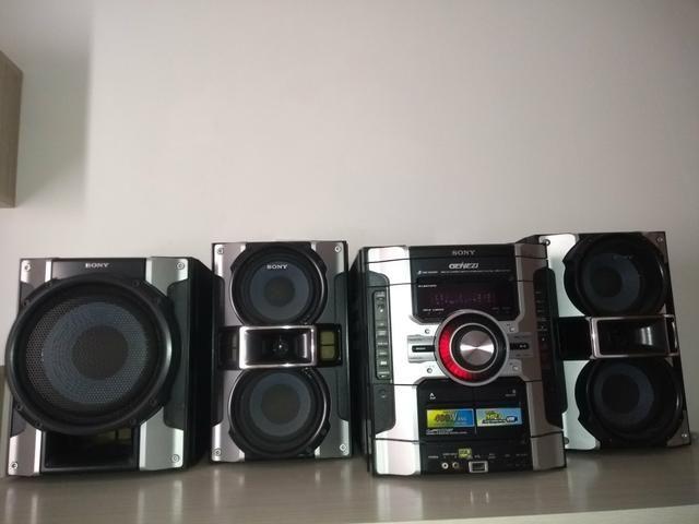 Som Sony Genezi 400W RMS - Foto 2