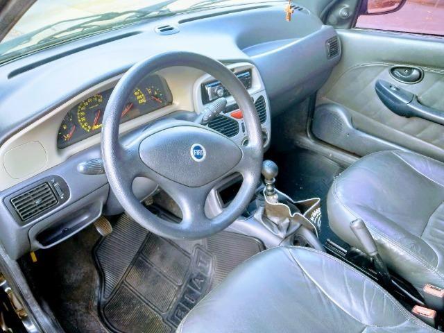 Fiat Palio Weekend Adventure 2001 - 1.6 - 4P - Gasolina - 16V - Completo - Foto 9