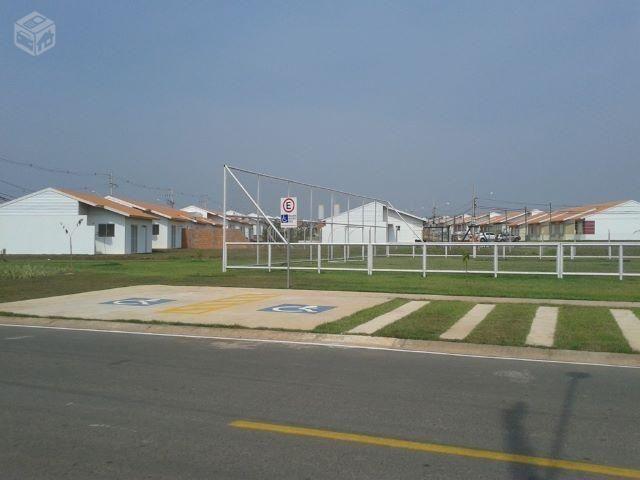 Casa com corredor de 03 quartos no Condomínio Rio Jangada - Foto 10