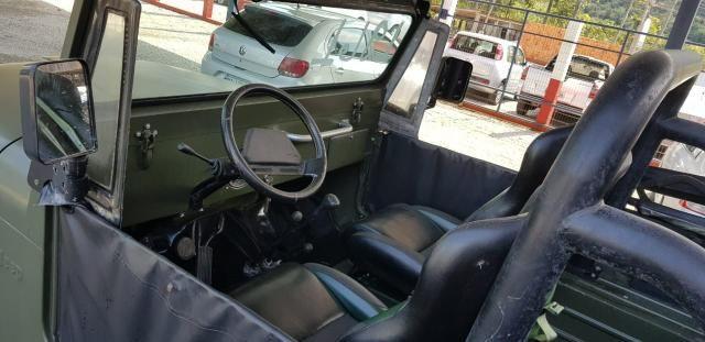Jeep willys 1961 V6 original - Foto 9