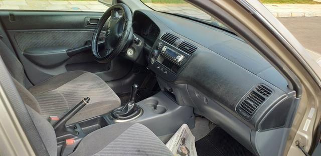 Honda civic seda lx 1.7 - Foto 8