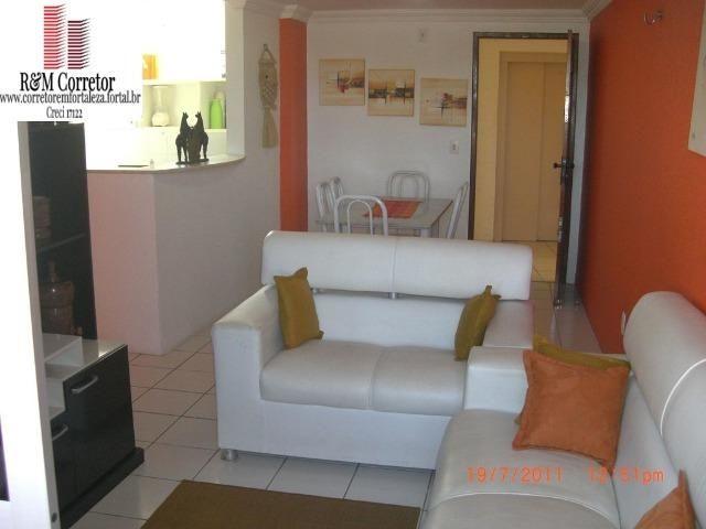 Apartamento por Temporada na Praia do Futuro em Fortaleza-CE (Whatsapp) - Foto 5