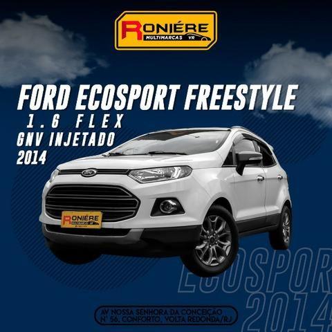 Ford EcoSport Freestyle 1.6 Flex GNV 2014