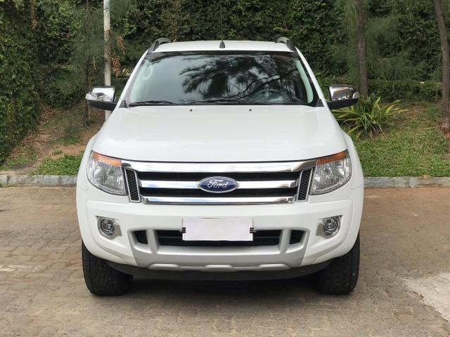 Ford ranger limited 3.2 4x4 diesel 2014 - Foto 3