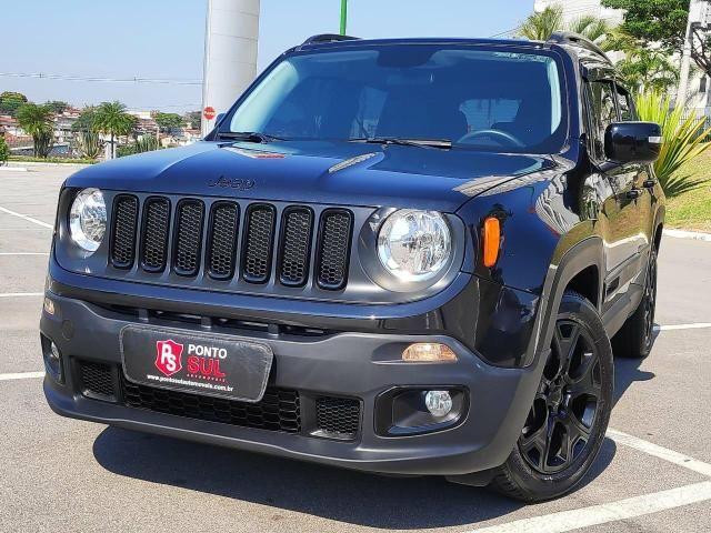 .*. Jeep Renegade night Eagle 2018 - km baixo / unico dono