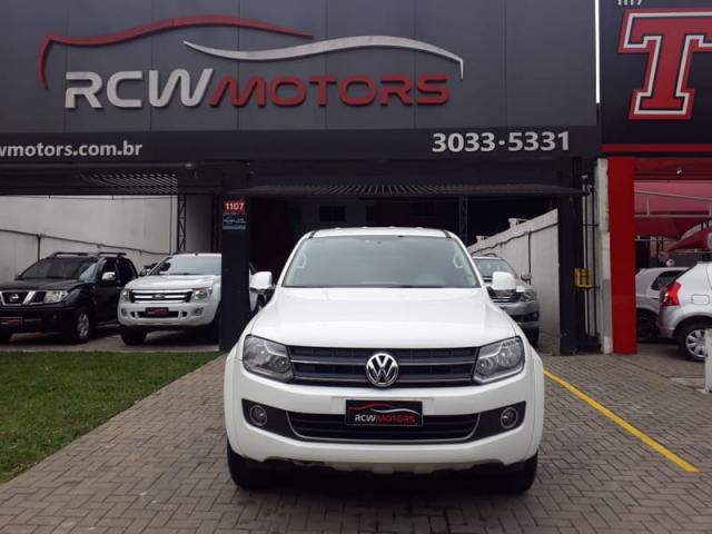 VOLKSWAGEN AMAROK 2.0 HIGHLINE 4X4 CD 16V TURBO INTERCOOLER DIESEL 4P AUT 2012 - Foto 2