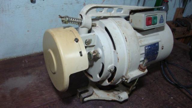 Motor p/ máquinas industriais