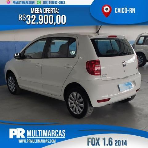 VW Fox Trend 1.6 2014 - Foto 4