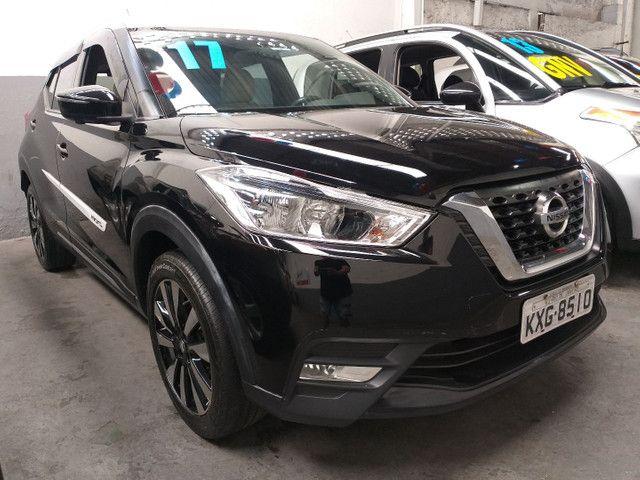 Nissan kicks SL automático 2017