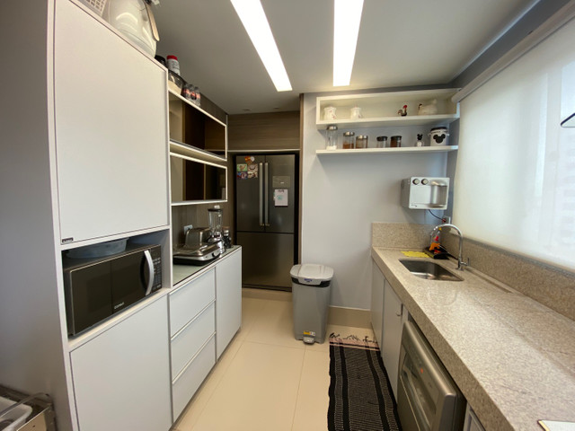Belíssimo apartamento todo reformado 3 quartos sendo 1 suíte Nova Suíça Ed. Navegantes - Foto 10