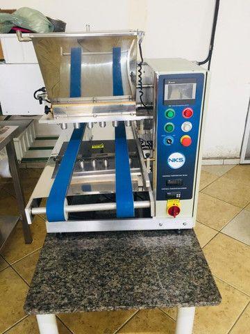 JKS Maquina Dosadora Automatica de Cocada Inox 3400 p/Hora