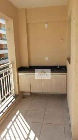 Apartamento com 1 dormitório para alugar, 42 m² por R$ 850/mês - Nova Aliança - Ribeirão P - Foto 5