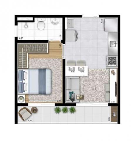 Plano&Estação Patriarca - Apartamento de 1 quarto em São Paulo, SP - Foto 13