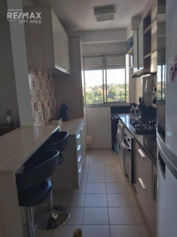 Apartamento com 3 dormitórios à venda, 70 m² por R$ 300.000,00 - Vila Albuquerque - Campo  - Foto 7