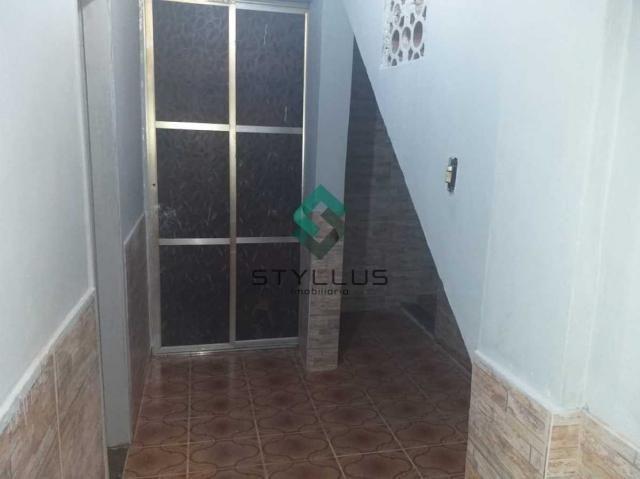 Casa de vila à venda com 3 dormitórios em Cachambi, Rio de janeiro cod:M71238 - Foto 4
