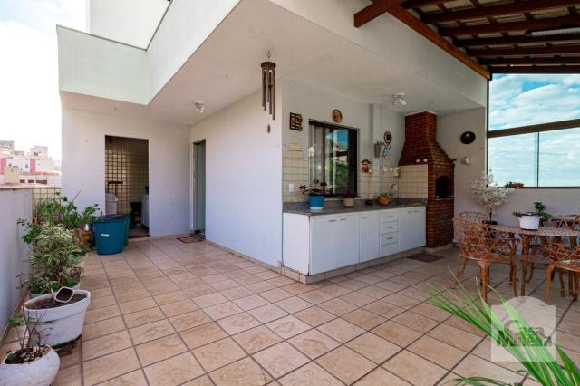 Apartamento à venda com 3 dormitórios em Alto caiçaras, Belo horizonte cod:266292 - Foto 20