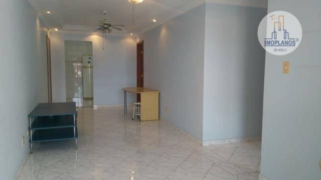 Apartamento com 2 dormitórios à venda, 95 m² por R$ 270.000,00 - Aviação - Praia Grande/SP - Foto 4