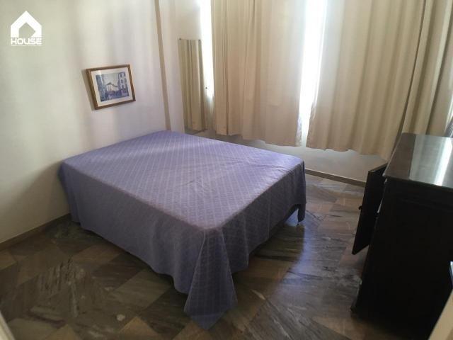 Apartamento para alugar com 1 dormitórios em Centro, Guarapari cod:H4980 - Foto 3