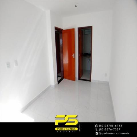 Apartamento com 2 dormitórios à venda, 60 m² por R$ 179.900 - Expedicionários - João Pesso - Foto 6
