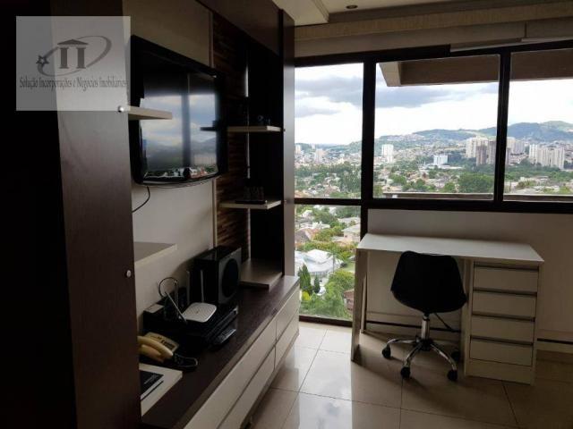 Flat com 1 dormitório à venda, 52 m² por R$ 420.000,00 - Edifício Létoile - Barueri/SP - Foto 3