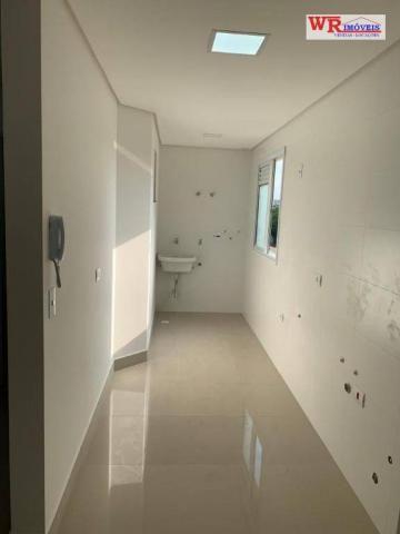 Apartamento com 2 dormitórios à venda, 66 m² por R$ 350.000,00 - Paulicéia - São Bernardo  - Foto 9