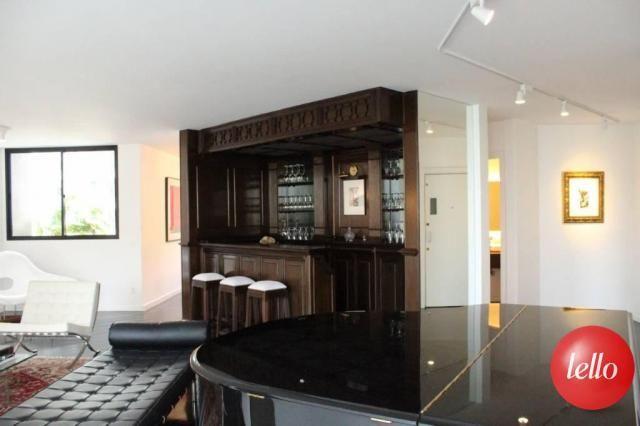 Apartamento para alugar com 4 dormitórios em Itaim bibi, São paulo cod:213751 - Foto 6