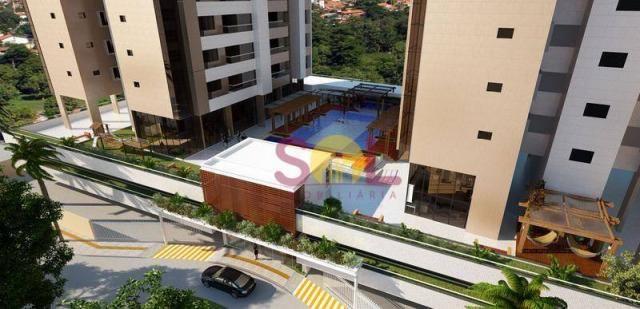 Apartamento no Poetic Condominium com 4 dormitórios à venda, 107 m² por R$ 789.872 - Jóque