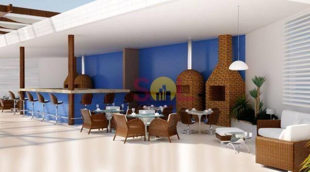 Apartamento no Poetic Condominium com 4 dormitórios à venda, 107 m² por R$ 789.872 - Jóque - Foto 2