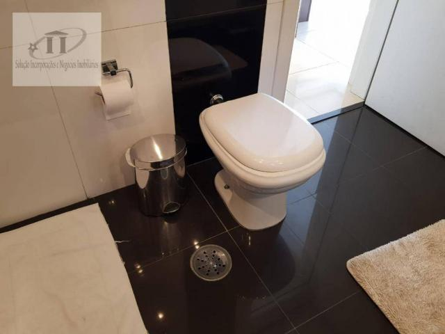 Flat com 1 dormitório à venda, 52 m² por R$ 420.000,00 - Edifício Létoile - Barueri/SP - Foto 11