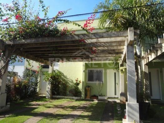 Casa de condomínio à venda com 3 dormitórios em Vila laranjal, Piracicaba cod:V135770