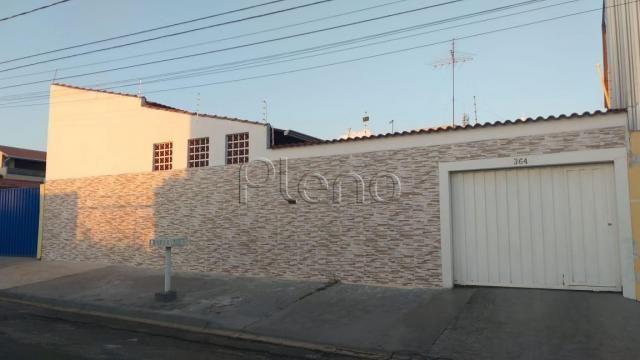 Casa à venda com 3 dormitórios em Vila aeroporto i, Campinas cod:CA019673 - Foto 10